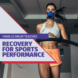 Recovery for Sports Performance